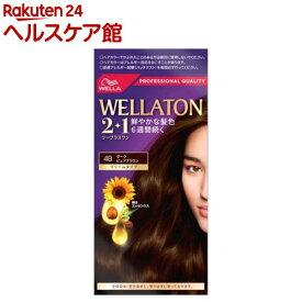 ウエラトーン ツープラスワン クリームタイプ 4B(60g+60g+7.3mL)【ウエラトーン】