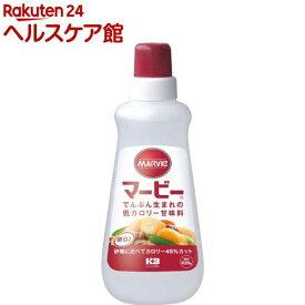 マービー 低カロリー甘味料 液状(620g)【more20】【マービー(MARVIe)】