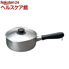 柳宗理 ステンレス片手鍋 18cm つや消し(1コ入)【柳宗理】