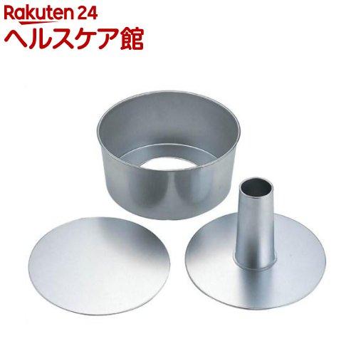 シフォン&スポンジ型 17cm KP6(1コ)【オークス】【送料無料】