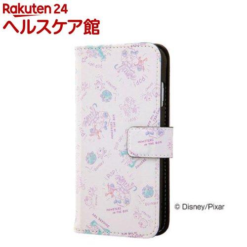 イングレム iPhone 8/7/6s/6 手帳型ケース マグネット/モンスターズ・インク20(1コ入)【イングレム】