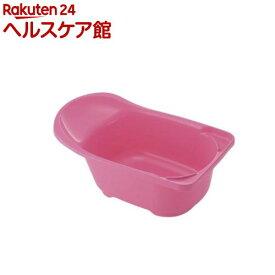 リッチェル ペットバス ピンク(1コ入)