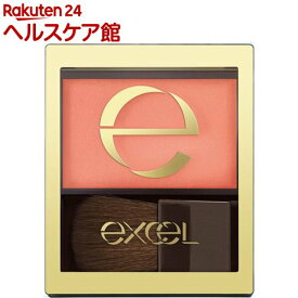 エクセル スキニーリッチチーク RC02 ピュアピーチ(1コ入)【エクセル(excel)】
