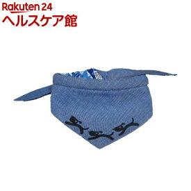 ハーバルカラー バンダナ付き Mサイズ ブルー(1コ入)