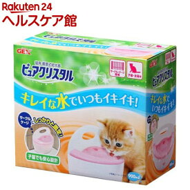 ピュアクリスタル サークル・ケージ専用 子猫・全猫用(1コ入)【ピュアクリスタル】