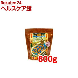 ロータス グレインフリー ダックレシピ 小粒(800g)【ロータス】[ドッグフード]