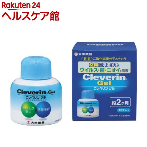 クレベリンゲル(150g)【9_k】【rank】【クレベリン】