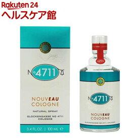 4711 ヌーヴォ コロン(100mL)【ポーチュガル】