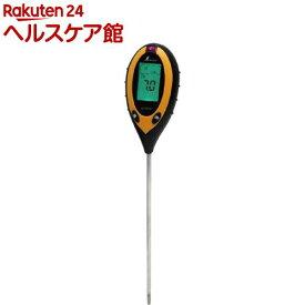 デジタル土壌酸度計 A 地温・水分・照度測定機能付(1台)