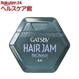 ギャツビー ヘアジャム マットニュアンス(110ml)【more20】【GATSBY(ギャツビー)】