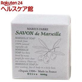 サボン・ド・マルセイユ オリーブ(600g)【サボン・ド・マルセイユ】