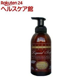 メルローズ オーガニックリキッドソープ レモンマートル(500ml)【メルローズ】
