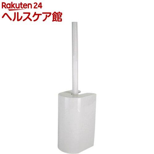 マーナ スリムトイレブラシ ホワイト W201W(1コ入)【マーナ】