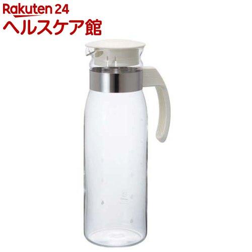 ハリオ 冷蔵庫ポットスリムN オフホワイト RPLN-14-OW(1400mL)【ハリオ】