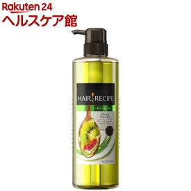 ヘアレシピ キウイエンパワー ボリュームレシピ シャンプー(530ml)【ヘアレシピ(HAIR RECIPE)】