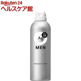 エージーデオ24メン メンズデオドラントスプレー N 無香性 LL(180g)【エージーデオ24】