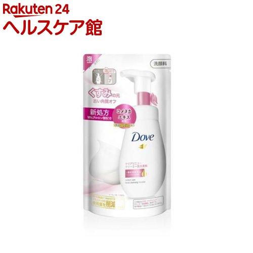 ダヴ クリアリニュークリーミー泡洗顔料 詰替え用(140mL)【ダヴ(Dove)】