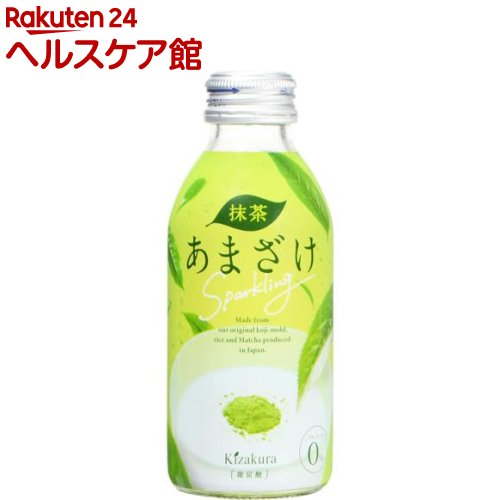 黄桜 抹茶あまざけSparkling(140g*20本入)