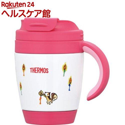 サーモス 真空断熱マグ JCV-270 リス(1コ入)【16_k】【サーモス(THERMOS)】
