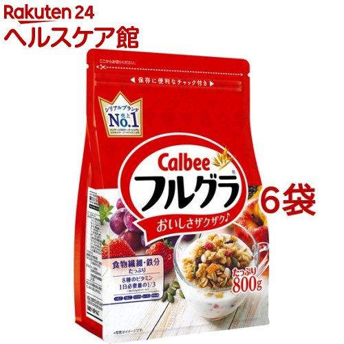 カルビー(calbee) フルグラ(800g*6コセット)【フルグラ】