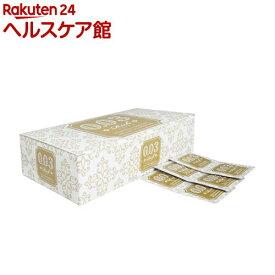 【アウトレット】業務用コンドーム 0.03 リッチ(144コ入)[避妊具]