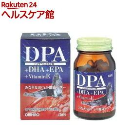 DPA+DHA+EPAカプセル(120粒入)【spts9】【オリヒロ(サプリメント)】