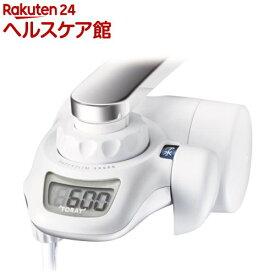 東レ トレビーノ 浄水器 蛇口直結型 スーパースリム SX606V 高除去(1個)【トレビーノ】