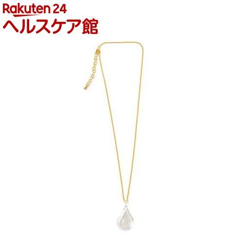 生活の木 ガラスアロマネックレス クリアドロップ(1本入)【送料無料】