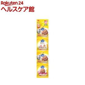 コンボ 連パック 海の味わいメニュー 鮭チップ添え(40g*4袋入)【more30】【コンボ(COMBO)】[キャットフード]