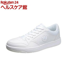 アサヒ ウィンブルドン 037 ホワイト/ホワイト 21.0cm(1足)【ウィンブルドン(WIMBLEDON)】