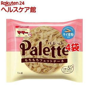マ・マー Palette フェットチーネ ライ麦粉入り(80g*4袋セット)【more20】【マ・マー】