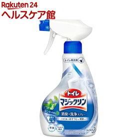 トイレマジックリン トイレ用洗剤 ミント 本体(380ml)【トイレマジックリン】