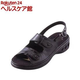 パーフェクトナース PN103 ブラック L(1足)【パーフェクトナース】