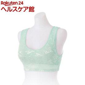 ドレスアップ姿勢フィットブラ ミント M-L(1枚)