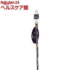 ヒョウ柄首輪 10mm(1コ入)【キャティーマン】