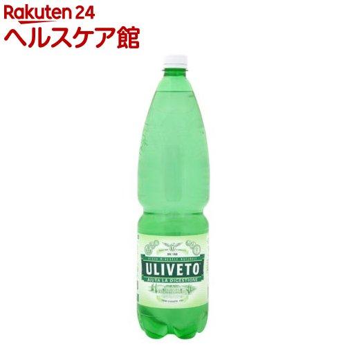 ウリベート 炭酸水(1.5L*12本入)【ウリベート(ULIVETO)】[ミネラルウォーター 水]【送料無料】