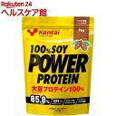 ケンタイ 100%SOY パワープロテイン ココア(1kg)【kentai(ケンタイ)】【送料無料】