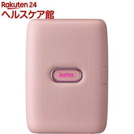 富士フイルム インスタントプリンター instax mini Link ダスティピンク(1個)