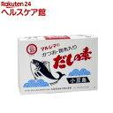 マルシマ かつおだしの素 箱入(10g*50袋入)