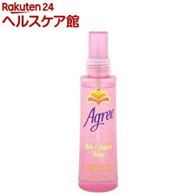 アグリー フレグランスヘアコロン シャイニー(150ml)【アグリー】