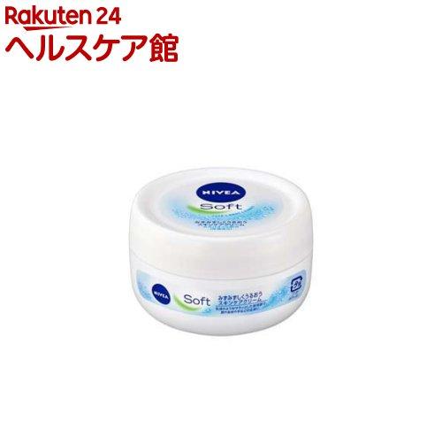 ニベアソフト スキンケアクリーム(98g)【ニベア】