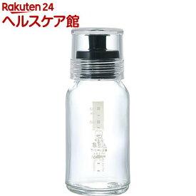 ハリオ ドレッシングボトルスリム 120 DBS-120B(1コ入)【ハリオ(HARIO)】
