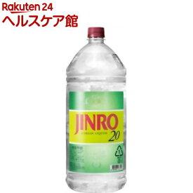 JINRO 20度(4000ml)