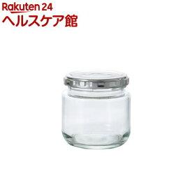 保存瓶 ツイストキャップ 190ml 日本製(1コ入)【more99】