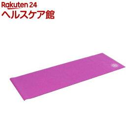 アルインコ ヨガマット バイオレット 6mm FYG606V(1コ入)【spts9】【アルインコ(ALINCO)】