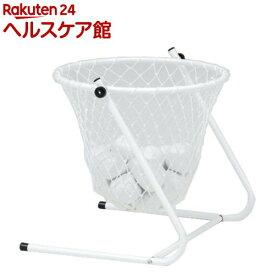 トーエイライト カラーフロアバスケット B2033W 白(1台入)【トーエイライト】