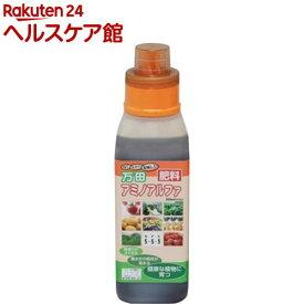 アイリスオーヤマ 万田アミノアルファ(500mL)【万田酵素】