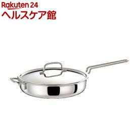 ジオ ソテーパン 21cm 1.8L GEO-21ST(1コ入)【ジオ・プロダクト】