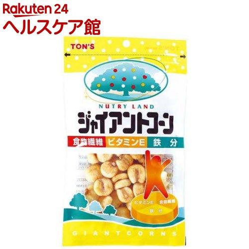 TON'S NUTRY LAND ジャイアントコーン(100g)【TON'S】