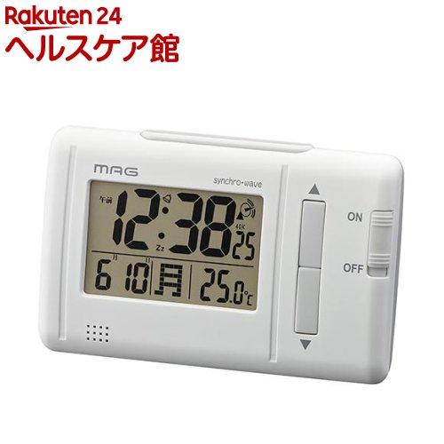 電波時計 マグ ファルツ T-692 WH-Z(1台)